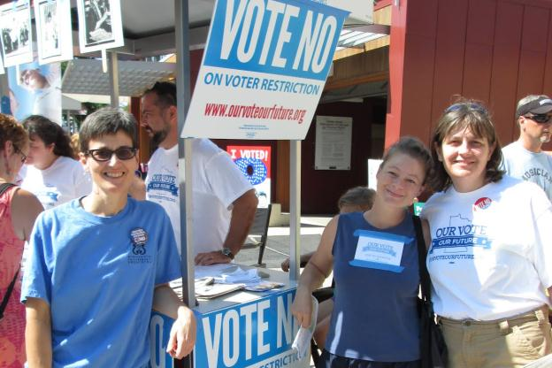 Vote No at the Minnesota State Fair