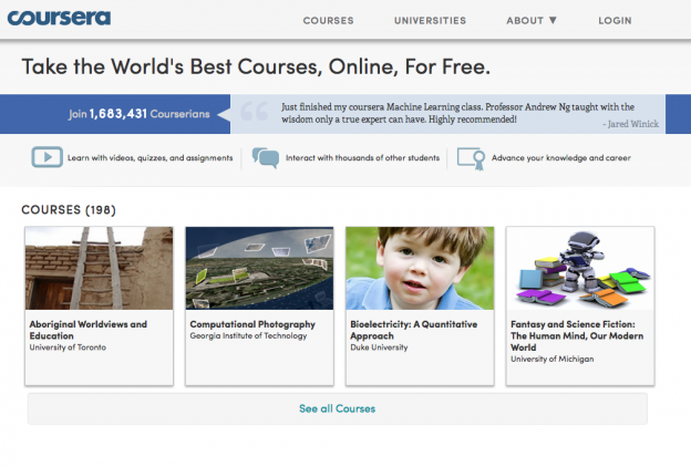 Want to take these courses for free? It's legal again!