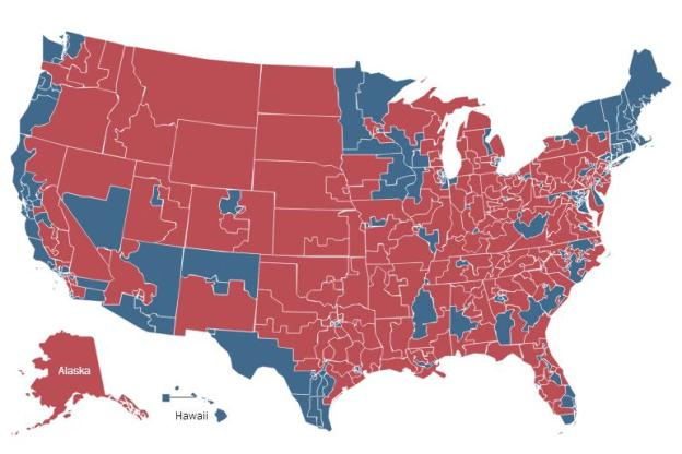 US House Districts