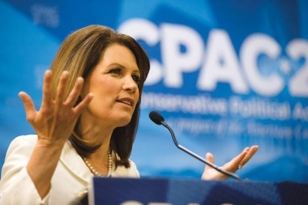 Shelly at CPAC