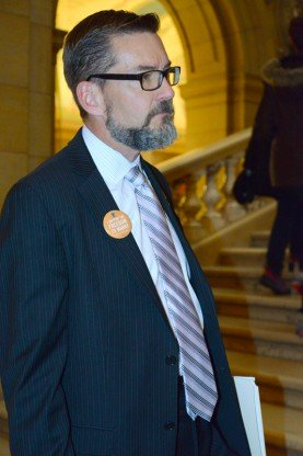 scott dibble marriage equality bill author