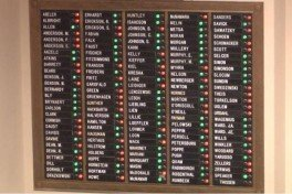 Marriage Equality passes in the house