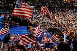 DNC - Getty Images/Baltimore Sun